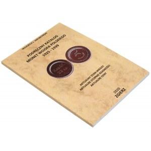 Jakubowski - Podręczny katalog monet Wojska Polskiego 1925-1939