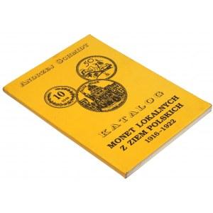 Katalog monet lokalnych z ziem polskich 1916-22, Schmidt