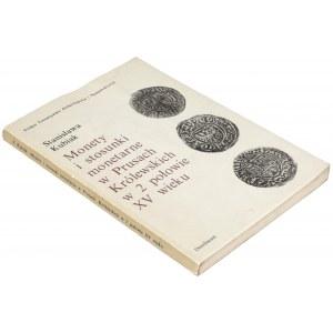 Monety i stosunki monetarne w Prusach Królewskich w 2 połowie XV w, Kubiak