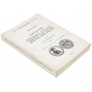Kopicki [wydanie I] - Tom 9 cz.4 - Legendy i znaki mennicze na monetach