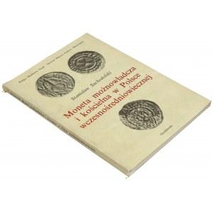 Moneta możnowładcza i kościelna w Polsce wczesnośredniowiecznej, Suchodolski