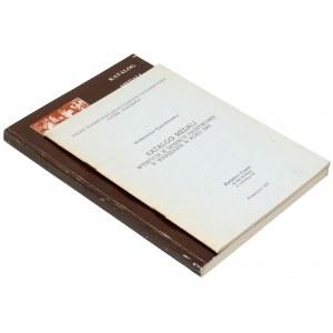 Medal - zestaw katalogów (2szt)