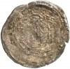 Śląsk, Henryk II Pobożny 1238-1241(?), Denar brakteatowy - Św. Wacław / Św. Wojciech - ex. Herstal