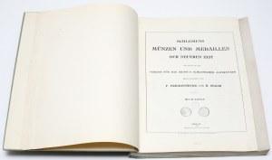 Münzen und Medaillen der neueren zeit (kopia powielaczowa)