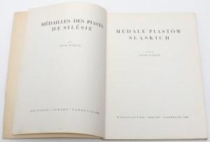Medale Piastów śląskich, Więcek - bez obwoluty