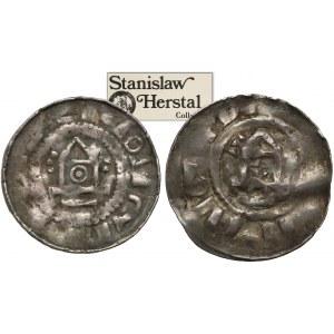 Denary krzyżowe (2szt) CNP II - z kapliczką - ex. Herstal