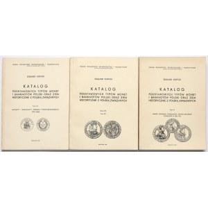 Kopicki [wydanie I] - Tom 2-4 - okres 1506-1886