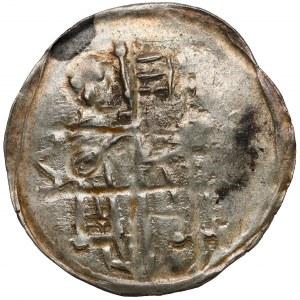 Śląsk, Mieszko I Plątonogi (1163-1211), Denar Wrocław - LODIZLAS