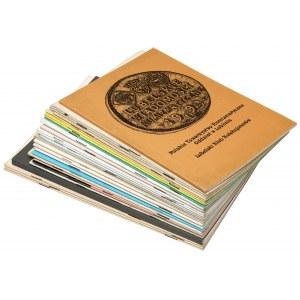 Zestaw czasopism numizmatycznych - MIX (30szt)
