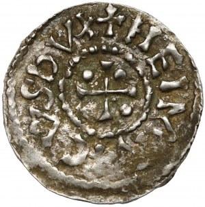 Bayern, Regensburg, Heinrich I (948-955), Denar