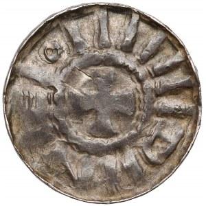 Denar krzyżowy CNP II - z kapliczką