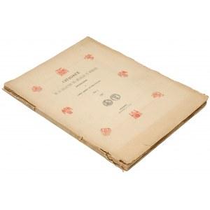 Catalogue de la collection... comte Emeric Hutten-Czapski, Vol. V, 1916