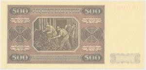 500 złotych 1948 - CC