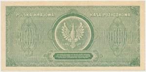 1 mln mkp 1923 - numeracja 7-cyfrowa