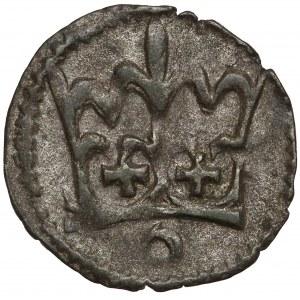 Kazimierz IV Jagiellończyk, Denar Kraków - O