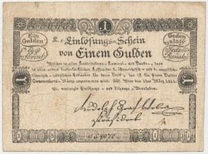 Austria, 1 Gulden (1 ryński) 1811