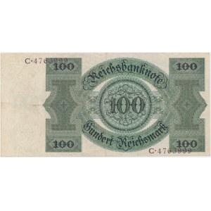 Niemcy, 100 Mark 1924
