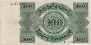 Germany, 100 Mark 1924