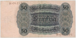 Niemcy, 50 Mark 1924