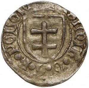 Kazimierz IV Jagiellończyk, Szeląg Toruń - krzyże