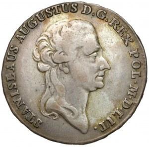 Poniatowski, Półtalar 1788 E.B