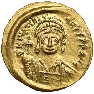 Justynian I Wielki (527-565 n.e.) Solidus, Konstantynopol