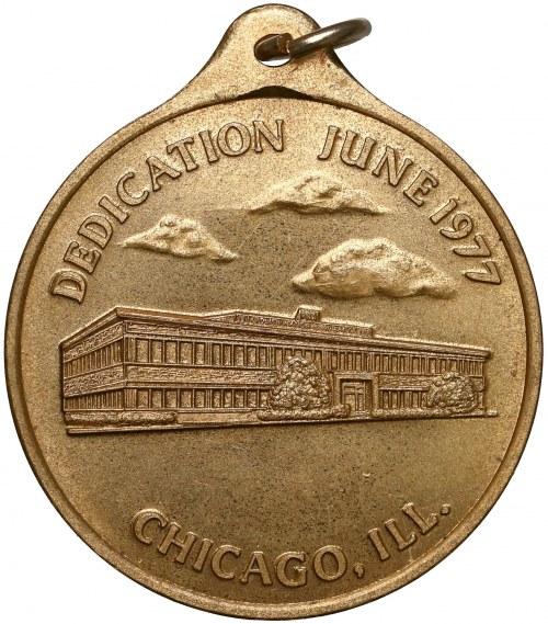 Medal Związek Narodowy Polski, Chicago 1977 r.