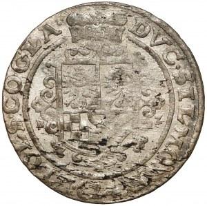 Śląsk, Henryk Wacław i Karol Fryderyk, 24 krajcary 1623 BZ, Oleśnica