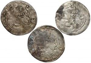 Czechy, Jan I Luksemburski (1310–1346), Grosz praski (3szt)