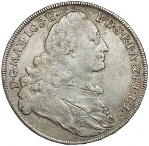 Bayern, Maximilian III. Joseph, Taler 1772