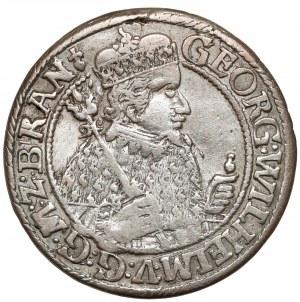 Prusy, Jerzy Wilhelm, Ort Królewiec 1622