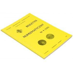 Biuletyn numizmatyczny 2000/Nr 4 (bardzo rzadki)