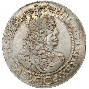 Jan II Kazimierz, Ort Kraków 1658 TLB - bardzo ładny