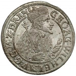 Prusy, Jerzy Wilhelm, Ort Królewiec 1624 - MENNICZY