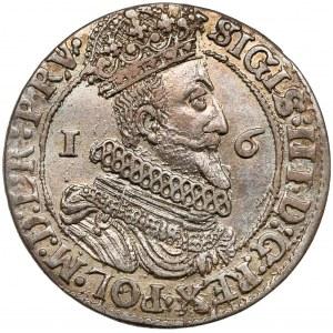 Zygmunt III Waza, Ort Gdańsk 1623 - PRV