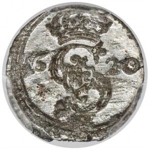 Zygmunt III Waza, Dwudenar Wilno 1620