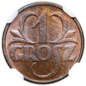 1 grosz 1930 - piękny