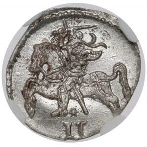 Zygmunt II August, Dwudenar Wilno 1569