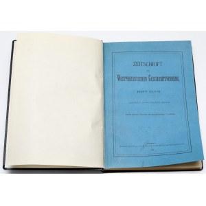 Westpreussischen Geschichtsvereins, Heft XLVII , Gdańsk 1904
