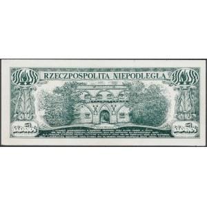Solidarność, Rzeczpospolita NIEPODLEGŁA - Józef Piłsudski