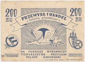 Cegiełka na Fundusz Wydawniczy Tow. Przyjaźni polsko-radzieckiej