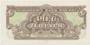 5 złotych 1944 ...owe - KE