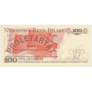 100 złotych 1975 - P