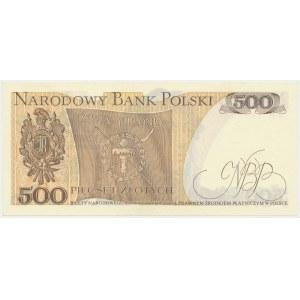 500 złotych 1976 - AM