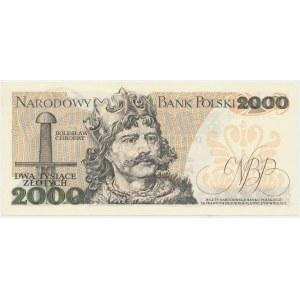 2.000 złotych 1979 - T