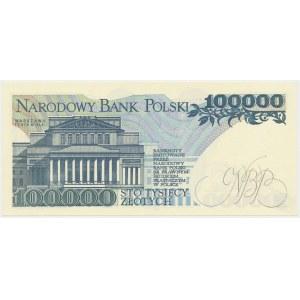 100.000 złotych 1990 - Z