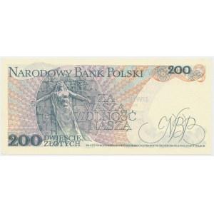 200 złotych 1979 - BA