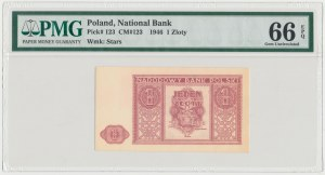 1 złoty 19446