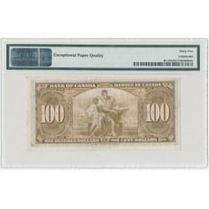 Kanada, 100 Dollars 1937