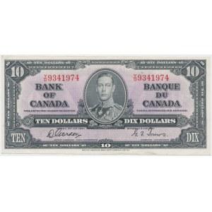Kanada, 10 Dollars 1937